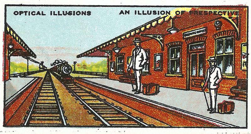 describe a railway station