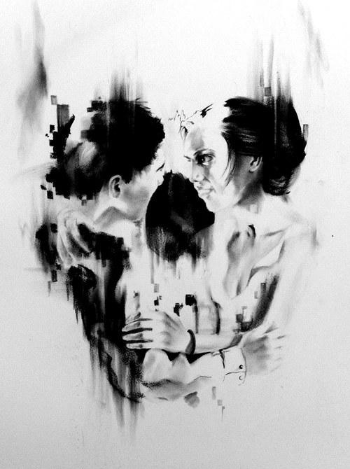 imagen doble calavera y amantes acertijos y mas cosas