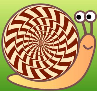 circulos no espiral
