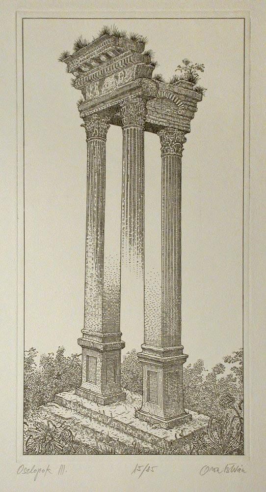 columns  istvan Orosz