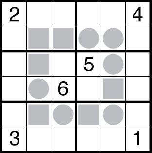sudoku par impar