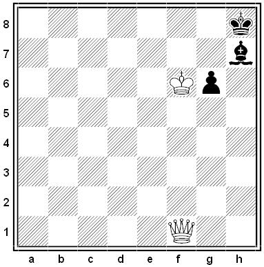 problema de ajedrez acertijo