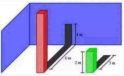 acertijo cuanto mide el rojo